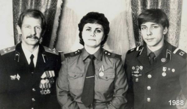 4. К 70-й годовщине ВС СССР (Москва, 23.02.1988)
