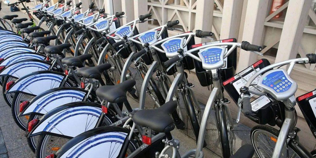 Сеть велопроката в Москве заработает в полном объеме с 1 июня. Фото: mos.ru